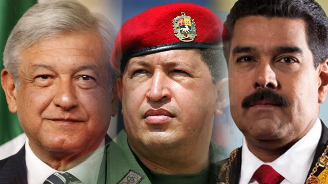 Resultado de imagen de amlo dictador