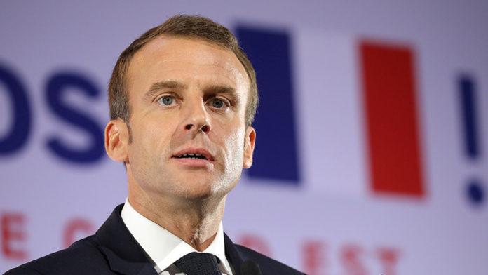 Resultado de imagen para El presidente francés, Emmanuel Macron