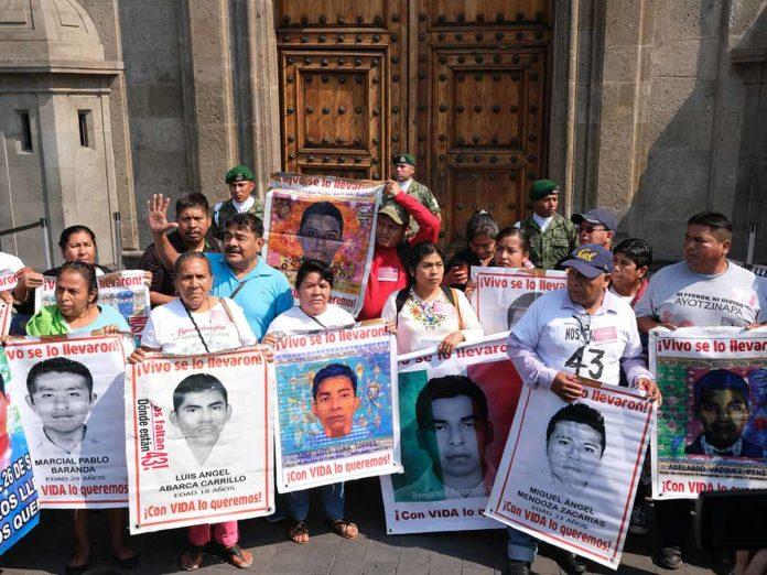 43 de Ayotzinapa