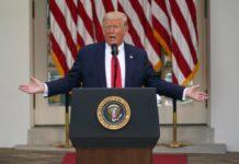 Trump firma orden ejecutiva contra redes sociales