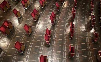 Nuevas salas de cine en Alemania