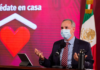 López-Gatell y el cubrebocas