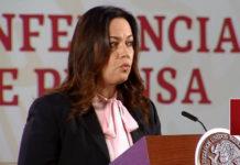 Diana Álvarez se encargará del Banco del Bienestar