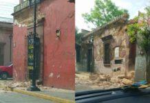 Deja 4 muertos sismo en Oaxaca