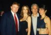 Anonymous exhibe a Trump y Epstein