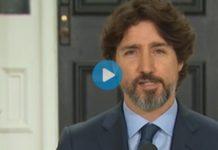 Trudeau y su silencio por lo ocurrido en EU