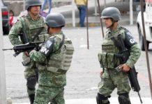 Admiten a trámite otra controversia contra militarización