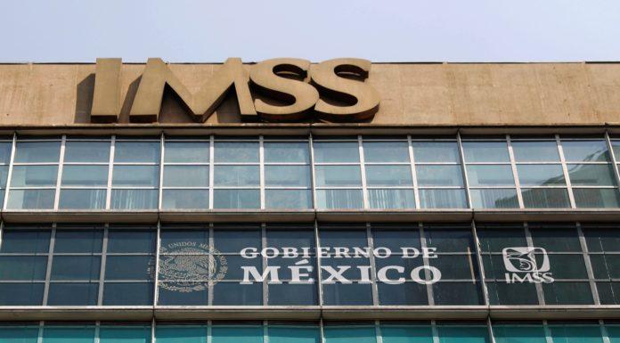 Tres directivos del IMSS se contagian de COVID-19