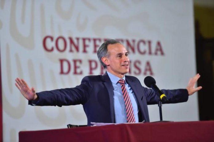 El show de López-Gatell ante el COVID-19