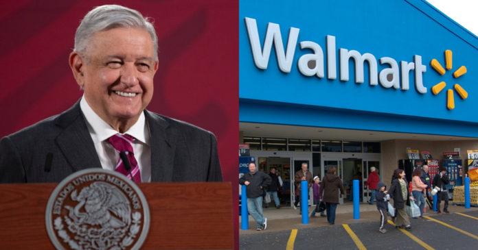 4T amenazó a Walmart por acuerdo histórico