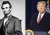 Trump se vuelve a comparara con Lincoln