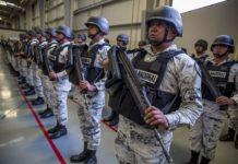 Ven fallas en la Guardia Nacional