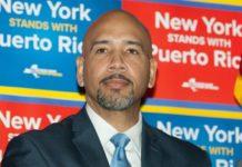 Rubén Díaz pide votar contra Trump