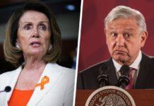 AMLO, Nancy Pelosi y el T-MEC