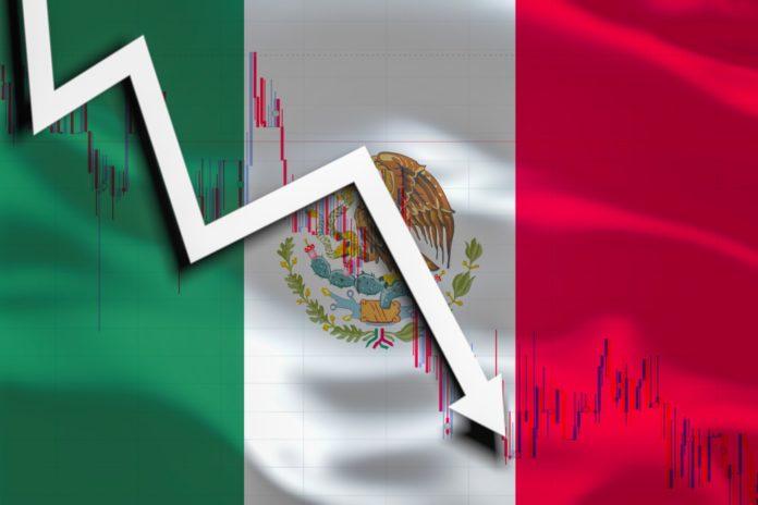 Economía nacional sufre caída histórica