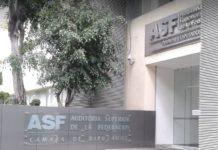 ASF entregará reporte hasta octubre