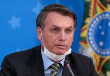 Bolsonaro y sus síntomas de COVID-19