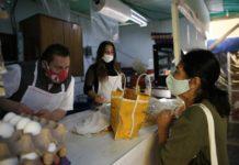 México rebasa los 300 mil casos de COVID