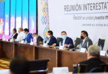 Gobernadores presentan plan de reactivación económica