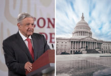 AMLO en Washington