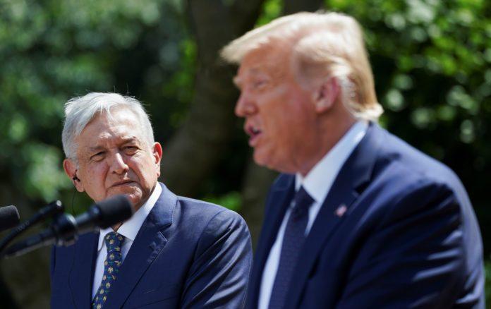 Trump y sus insultos hacia los mexicanos