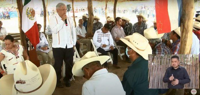 Comisión de Justicia para pueblos Yaquis