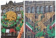4T modifica el Escudo Nacional