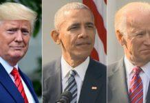 Trump se siente espiado por Obama y Biden