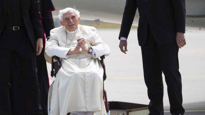 Rechaza Vaticano que Benedicto esté
