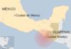 Reportan sismo en Chiapas