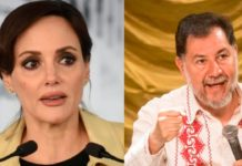 Noroña critica a Téllez por admirar a AMLO