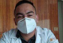 Marchan por liberación de médico en Chiapas