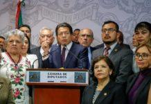 Diputados de Morena rechazan diferencias en gabinete