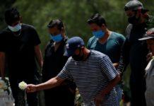 México acumula casi 600 mil casos de COVID