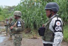 Guardia Nacional improvisa cuarteles