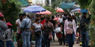 México rebasa las 49 mil muertes por COVID-19