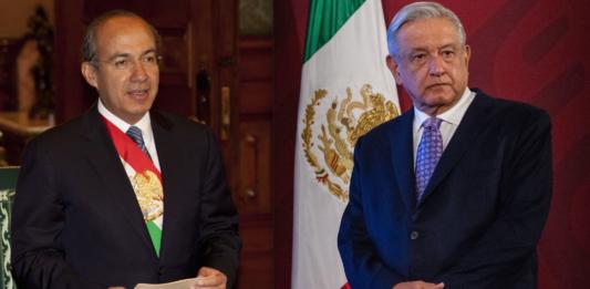 Calderón ve persecución en su contra