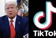 Trump firma orden ejecutiva contra Tik Tok