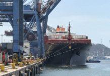 Marina y los puertos de México