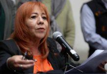 Senado pide que comparezca Piedra Ibarra