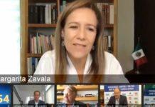 Margarita Zavala y los recursos de México Libre