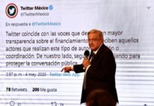AMLO y sus polémica petición a Twitter