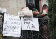 Piedra Ibarra pide que no quemen documentos