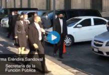 Sandoval y sus escoltas