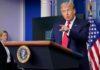 Trump y sus relaciones con otros presidentes