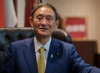 Yoshihide Suga nuevo primer ministro de Japón