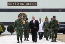 AMLO y la militarización del país