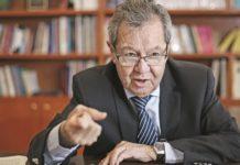 Muñoz Ledo y su propuesta para partidos políticos
