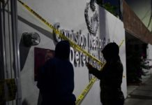 Mujeres toman sedes de CNDH