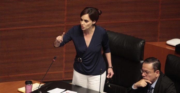 Lilly Téllez critica donación de cachitos